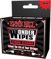 ERNIE BALL String Cleaner - Reinigungstuch für Saiten 6 Stk EB4277