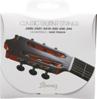 IBANEZ ICLS6HT Klassikgitarren Saiten / Konzertgitarren Saiten Hard Tension
