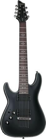 SCHECTER Hellraiser C-7 P LH E-Gitarre, Passive Series