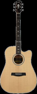 HAGSTROM Siljan II E/Acoustic Body: Mahagoni Dreadnought