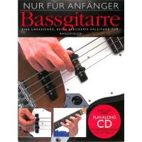 NOTEN Nur für Anfänger E-Bass CD BOE7119