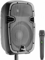 STAGG Riotbox10UEU Aktiv Battielautsprecher inkl Wireless Mikrofon