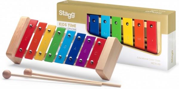 STAGG Metallophone META-K8
