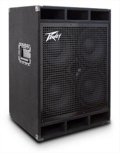 "PEAVEY Bassbox PVH 410 4 x 10"" + Tweeter, 1200 Watt,"