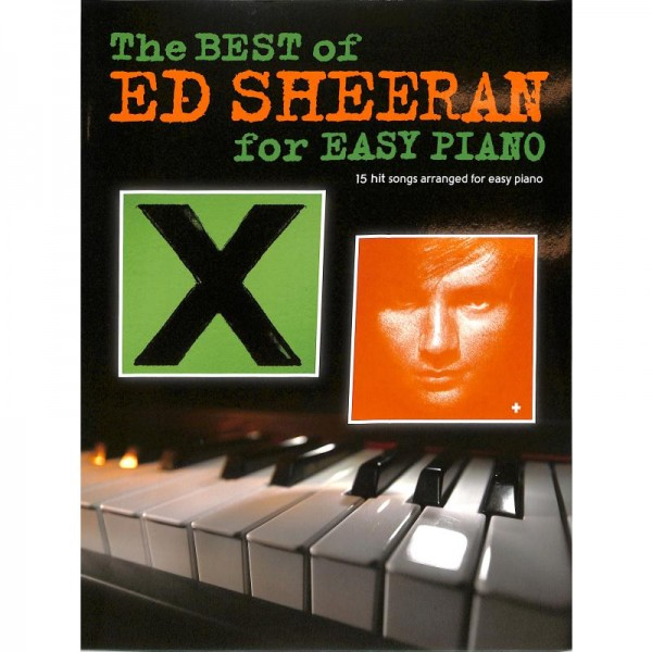 NOTEN The Best of Ed Sheeran MSAM 1011142