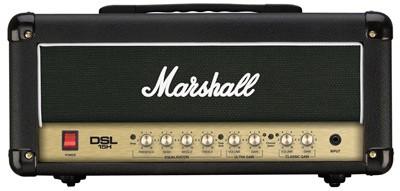 MARSHALL Vollröhren Topteil DSL15H DSL-Serie