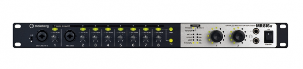 STEINBERG MR816X USB Audio Interface