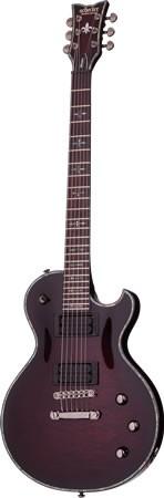 SCHECTER Hellraiser Solo-II P E-Gitarre, Passive Series