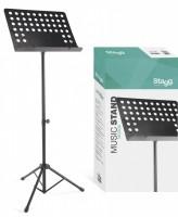 STAGG Orchesterpult / Notenpult MUSQ5 Lochplatte
