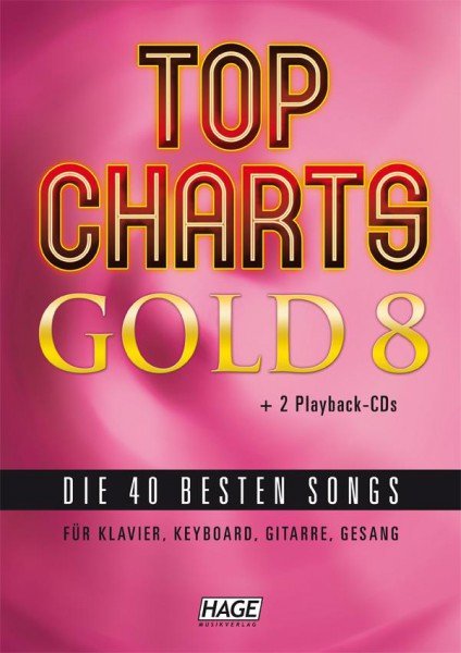 NOTEN Top Charts Gold 8 HAGE3897