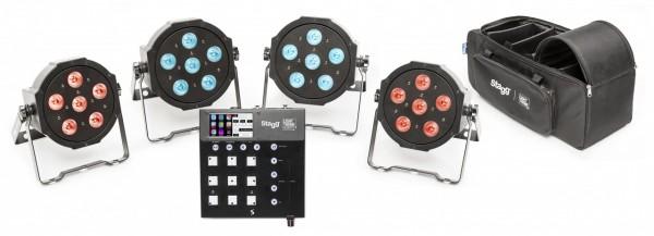 Stagg Light Theme Starter Set / Licht Set SLT START SET-2
