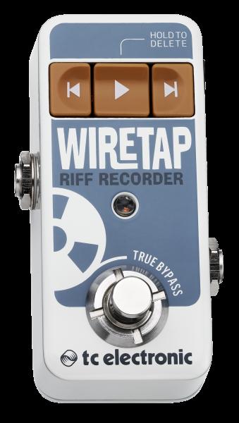 TC ELECTRONICS Wire Tap Riff Recorder