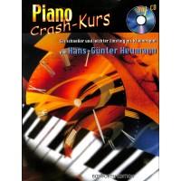 NOTEN Piano Crash Kurs Hans Günther Heumann BOE 7061