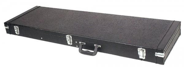 GEWAPURE Holzkoffer Rechteck E-Gitarre universal F560180