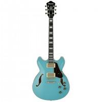 IBANEZ AS-73G Artcore E-Gitarre Mint Blue