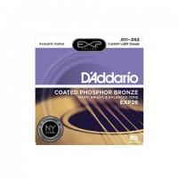 D'ADDARIO EXP26 011-052 Custom Light