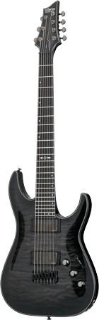 SCHECTER Hellr. Hybrid C-7 E-Gitarre