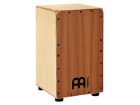 MEINL Cajon Woodcraft Baltic Birch Body Mahagony Frontplatte WCP100MH