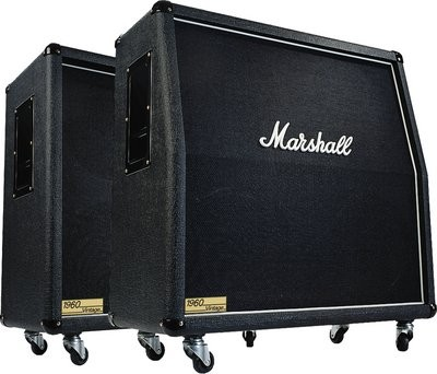 "MARSHALL MR1960BV Box 280 Watt, 4x12"" 16 Ohm mono / 2x8 Ohm stereo,"