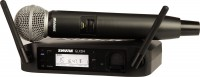 SHURE GLXD 24/SM58 Drahtlossystem SM58 Funkmikrofon digital