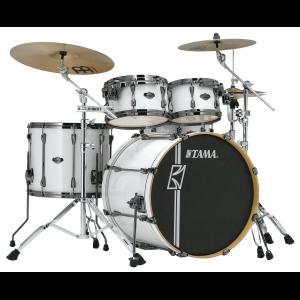 TAMA Superstar Hyperdrive SGW Sugar White Schlagzeug Set