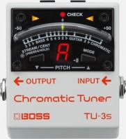 BOSS TU-3S Bodentuner / Stimmgerät Chromatisch