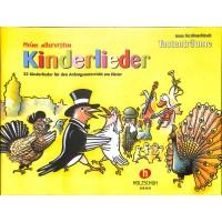 NOTEN Meine allerersten Kinderlieder Anne Terzibatschitsch VHR 3543
