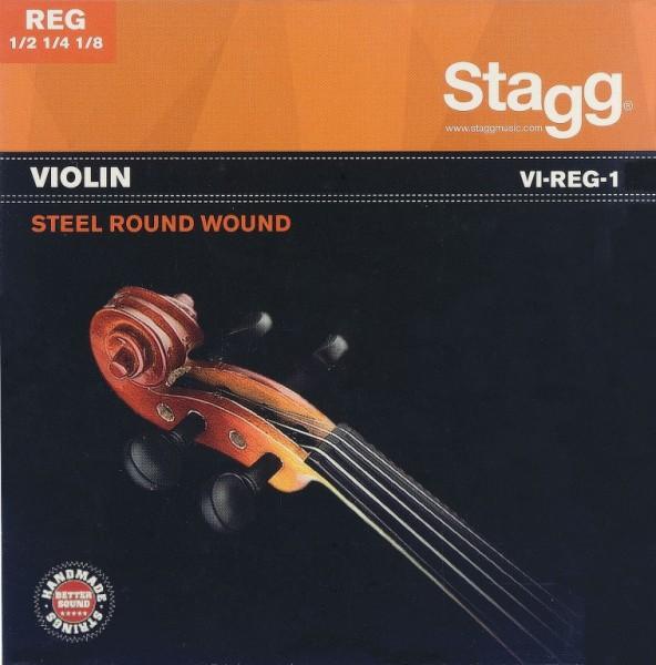 STAGG Violin String Set 1/8 1/4 1/2