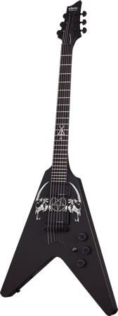 SCHECTER Sin Quirin V-1 E-Gitarre,