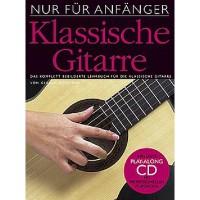 NOTEN Klassische Gitarre 1 Nur für Anfänger BOE7293