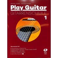 NOTEN Play Guitar 1 Langer Michael CD D3501