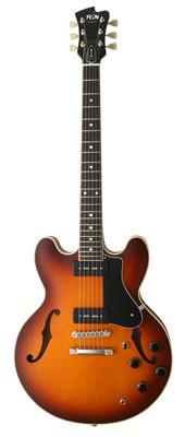 FGN Masterfield - P90 Semiakustik-Gitarre