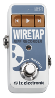 TC ELECTRONICS Wire Tap Riff Recorder