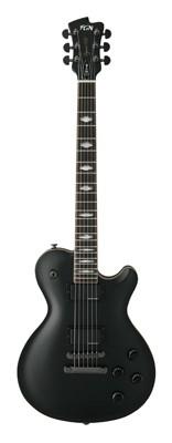 FGN Expert Flame - Dark Evo. E-Gitarre