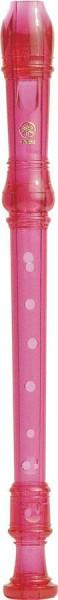 YAMAHA YRS-20BP - YRS-20GP Sopran Blockflöte Translucent Pink
