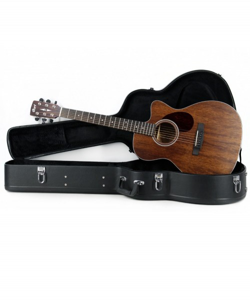 CORT Westerngitarre, AS-O4, Open Pore, Preamp, Koffer
