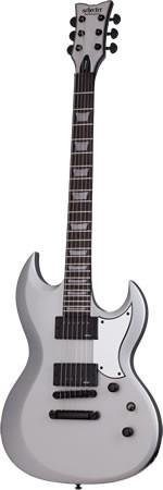 SCHECTER S-II Platinum E-Gitarre