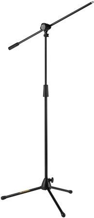 HERCULES Mikrofonständer 2-in-1 Galgenverstellung,