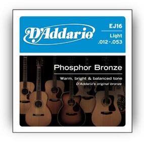 D ADDARIO Set A 012-053 Phosphor B DA EJ16