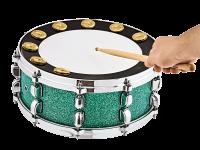 """MEINL BBP14 Backbeat Tambourine 14"""""""