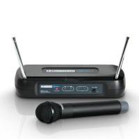 LD SYSTEMS ECO 2 - Funkmikrofon System mit Handmikrofon dynamisch 863,900 MHz LDWSECO2HHD2