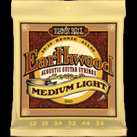 ERNIE BALL Earthwood Bronze Med-Light EB2003