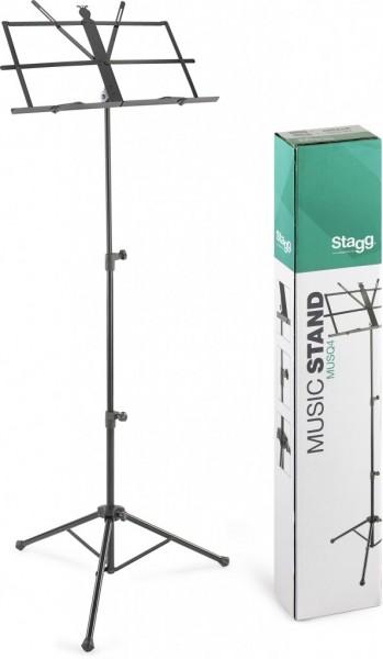 STAGG Notenständer MUSQ4