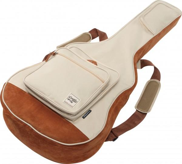 IBANEZ Powerpad Gigbag Designer Collection beige für Akustik Gitarren IAB541-BE
