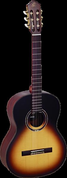 ORTEGA R158SN-TSB 4/4 Klassikgitarre / Konzertgitarre inkl Bag
