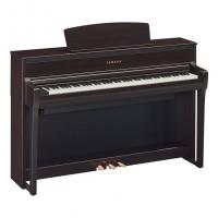 YAMAHA Clavinova CLP-675 Digitalpiano Set (ink. Klavierbank & Kopfhörer)