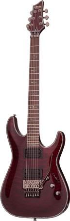 SCHECTER Hellraiser C-1 P FR E-Gitarre, Passive Series
