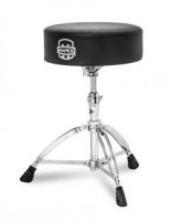 MAPEX Drummersitz T750A runder Sitz, doppelstrebig,