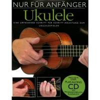 NOTEN Ukulele Nur für Anfänger BOE7492