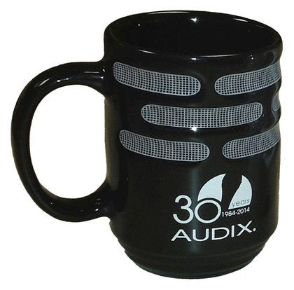 AUDIX D6 Kaffeebecher
